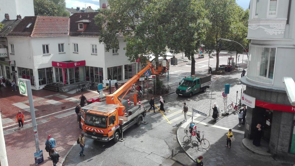 Ottensen bewegt: Zebrastreifen muss wegen Fußgängerzone weichen?