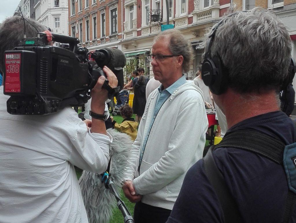 """NDR Journal Interview mit """"Ottensen bewegt"""" (Klaus Mensing)"""