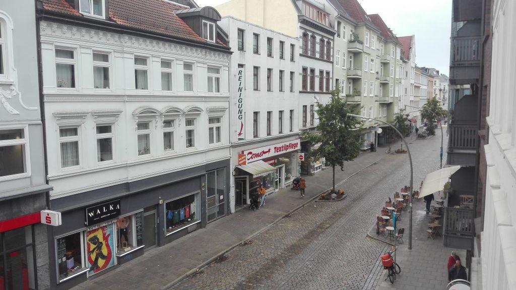Ottensen bewegt - Ottenser Straße am 3.8.2019